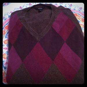 🤩 $10 Deal 🤩— Alfani diamond pattern sweater